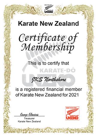 KNZ Member Cert New 2014  One line name 2.indd